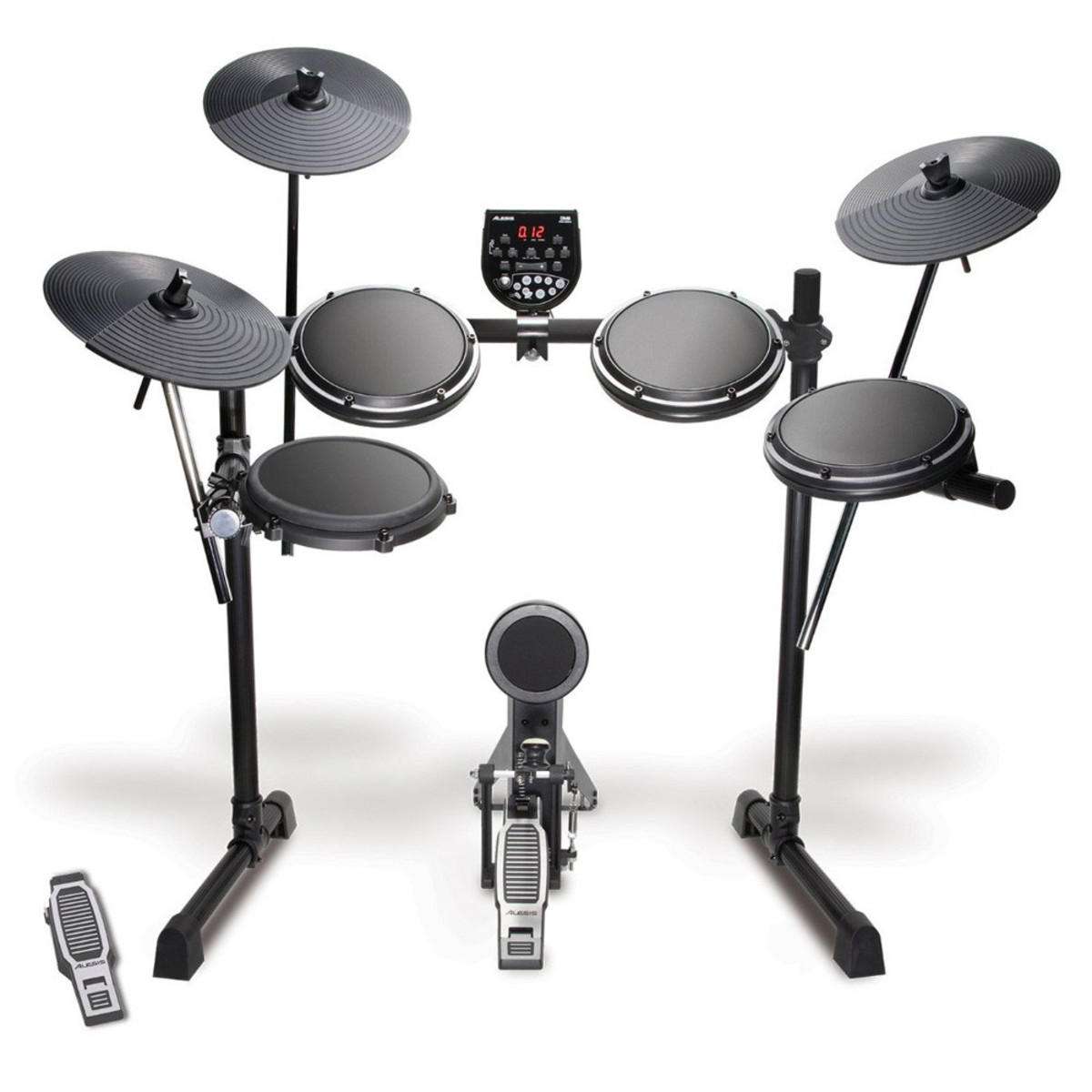 disc alesis dm6 usb electronic drum kit stool headphones sticks at gear4music. Black Bedroom Furniture Sets. Home Design Ideas