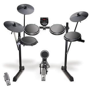 Alesis DM6 USB Electronic Drum Kit + Stool, Headphones, Sticks