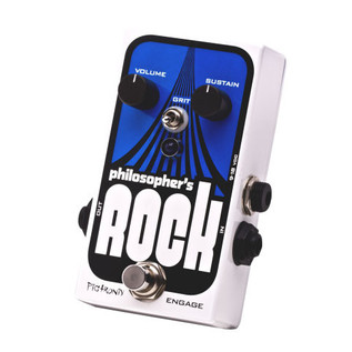 Pigtronix Philosopher's Rock Compressor Sustain and Distortion Pedal