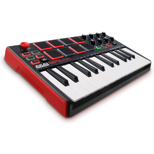 Akai MPK Mini MK 2 Laptop Production Keyboard