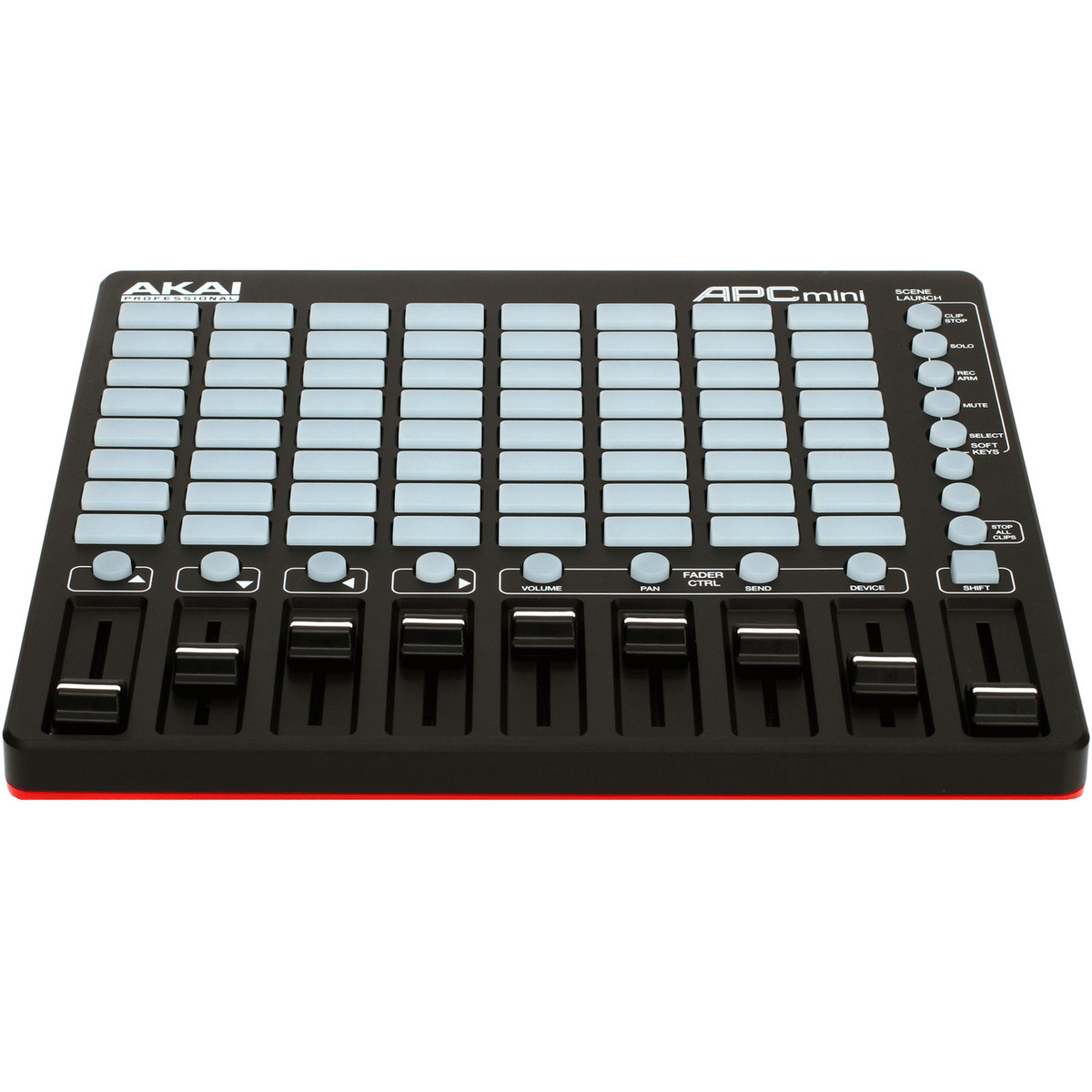 akai apc mini  Akai APC Mini USB Ableton Live Controller at Gear4music