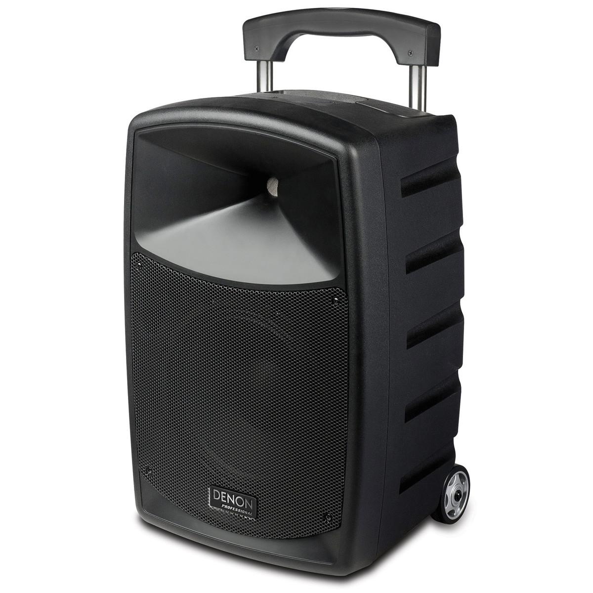 Denon Envoi Portable Battery Powered Speaker System At