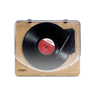 ION Classic LP USB Turntable, Wood 3