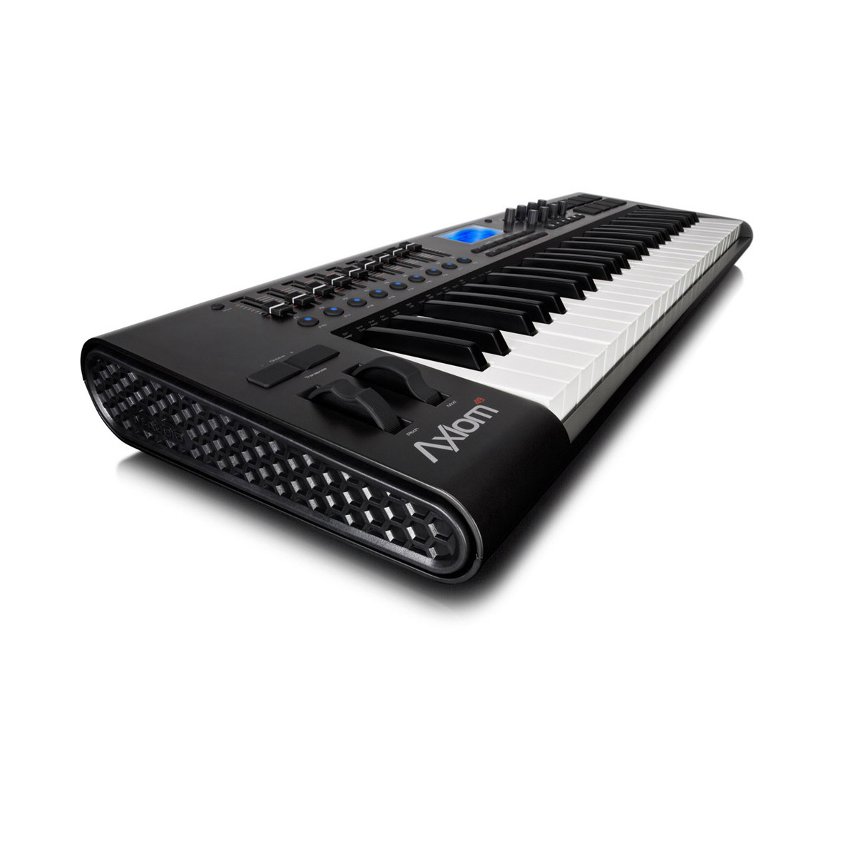 m audio axiom 61 mkii advanced usb midi controller keyboard ex demo at gear4music. Black Bedroom Furniture Sets. Home Design Ideas