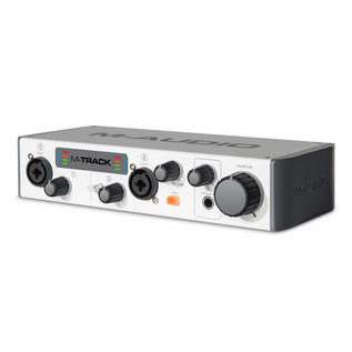 M-Audio M-Track USB Audio Interface