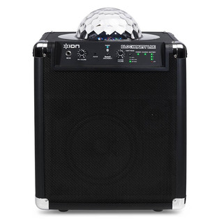 ION Block Party Live Portable Speaker with LED Light Show 2