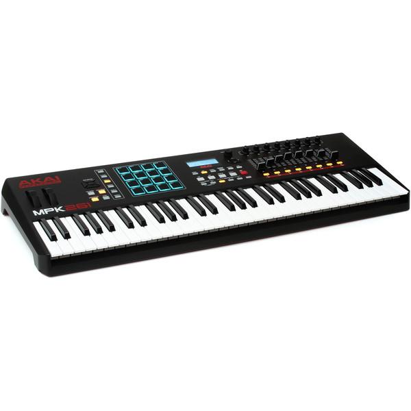 Akai MPK261 MIDI Controller Keyboard with FREE Bag