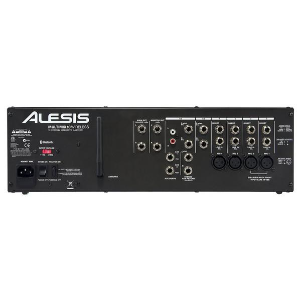 Alesis MultiMix 10 Channel Wireless Mixer