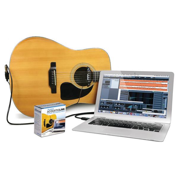 Alesis Acoustic Link Guitar Recording Pack