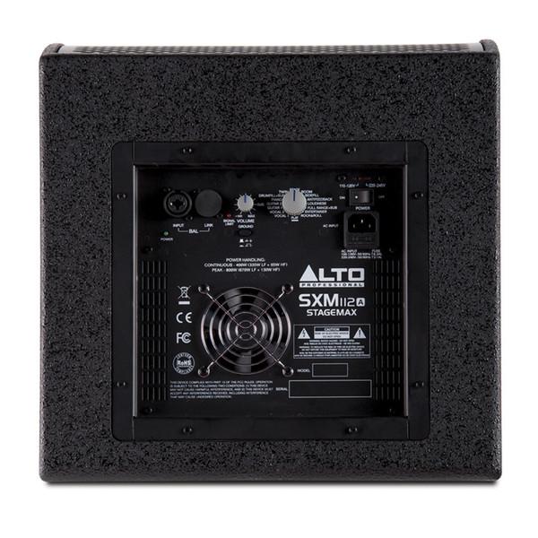 "Alto Tourmax SXM112 12"" Active Stage Monitor"