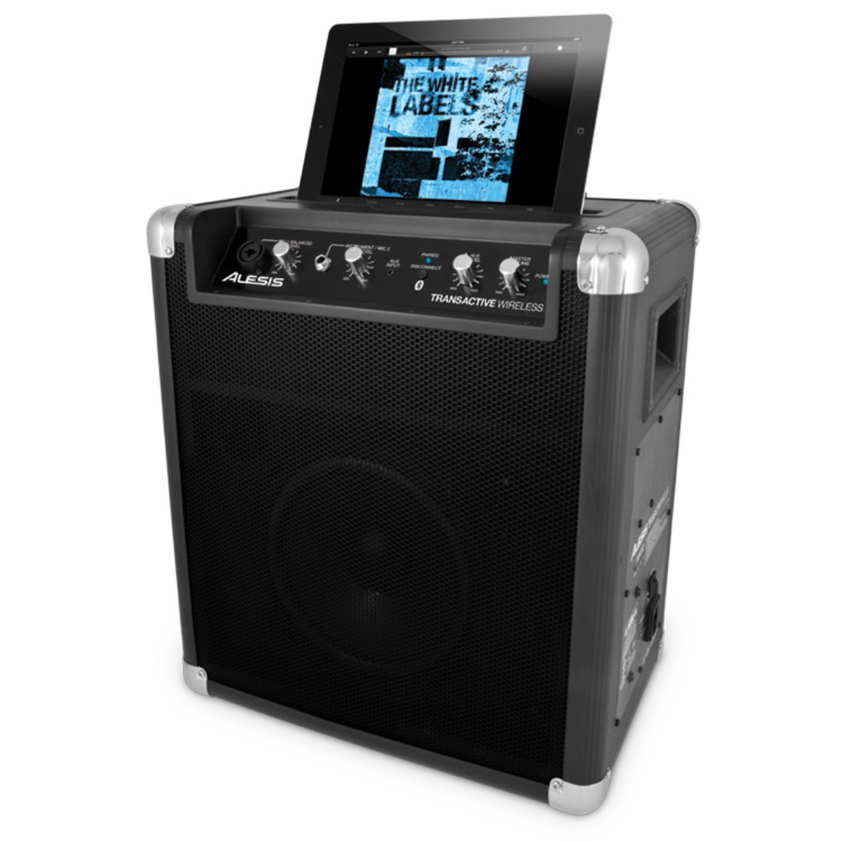 Alesis Transactive Wireless Portable Active Pa Speaker