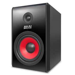 Akai RPM 800 Active Studio Monitor, Black (Single)