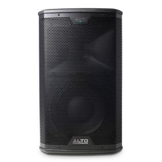 Alto Black 10, Front