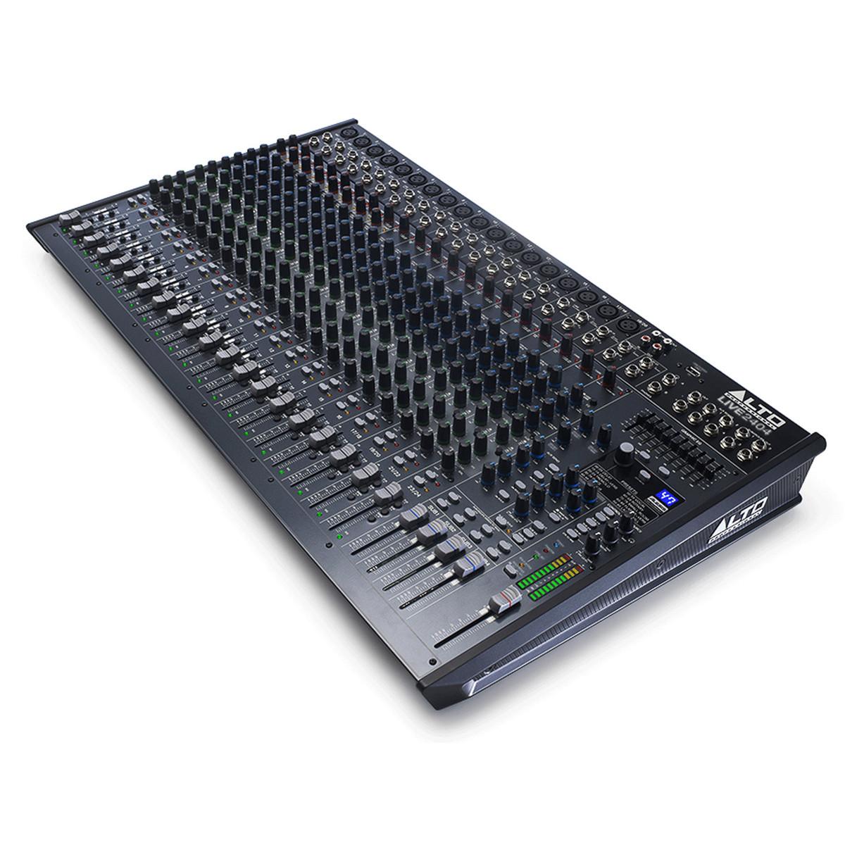 table de mixage 24 canaux