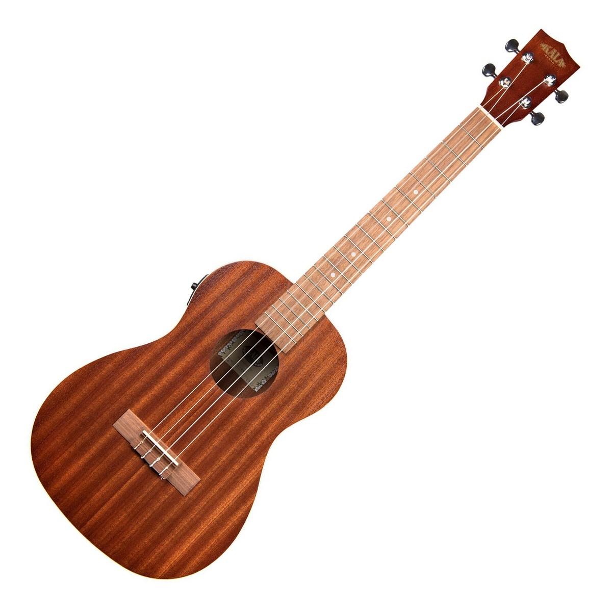 kala ka be mahogany baritone ukulele satin at gear4music. Black Bedroom Furniture Sets. Home Design Ideas