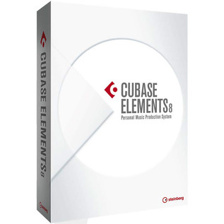 Steinberg Cubase Elements 8 Music Production Software