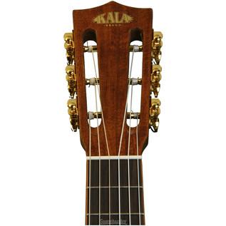 Kala KA-GL-KOA Hawaiian Koa Tenor Guitalele, Satin