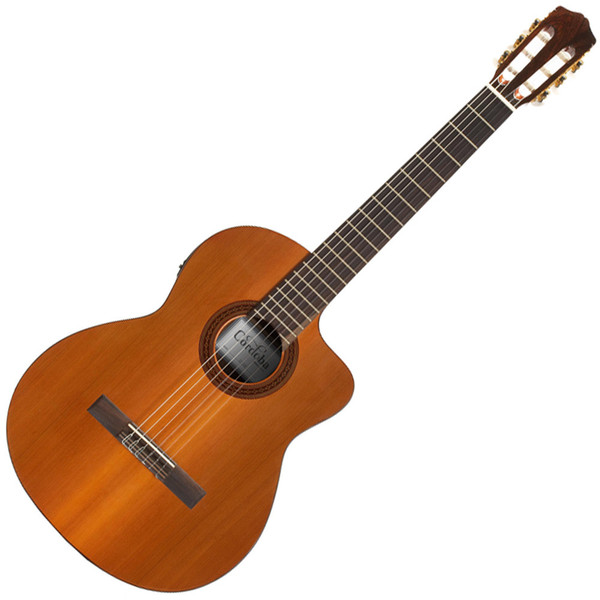 Cordoba Iberia C5-CET Classical Electro Thinbody Guitar, Natural