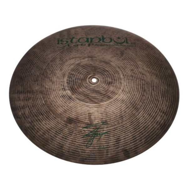 Istanbul Agop Signature 20'' Flat Ride Cymbal