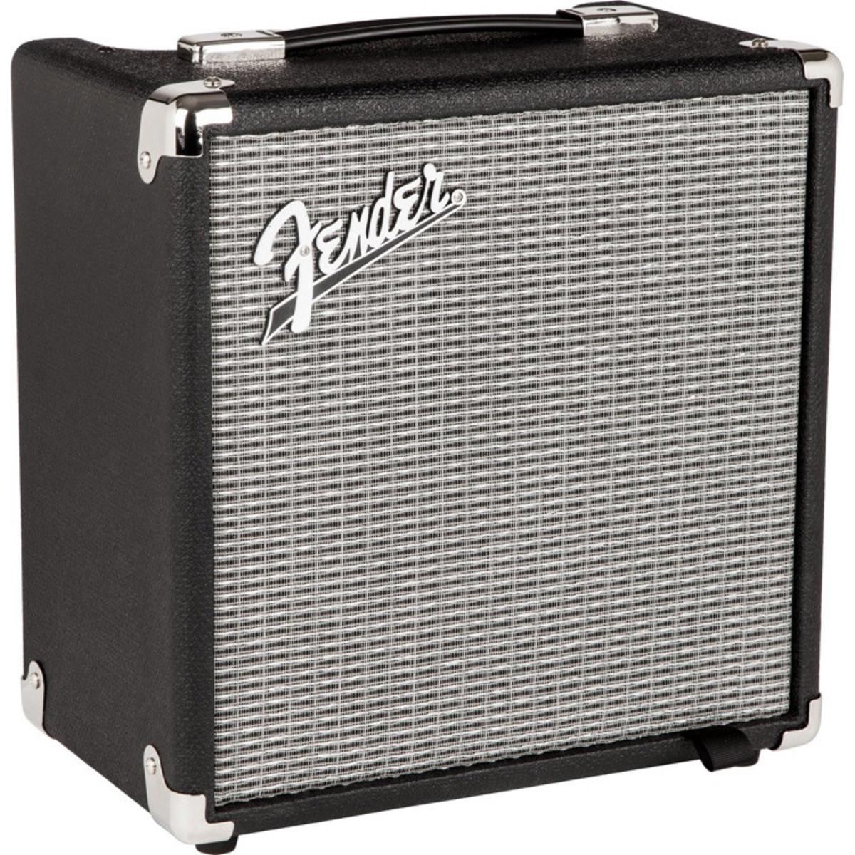 Fender rumble 15 amplificatore combo per basso a for Piani di combo bagno e armadio combo