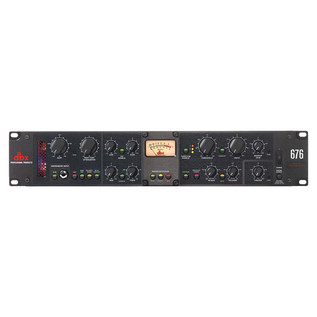 dbx 676 Tube Mic Preamp Channel Strip 1