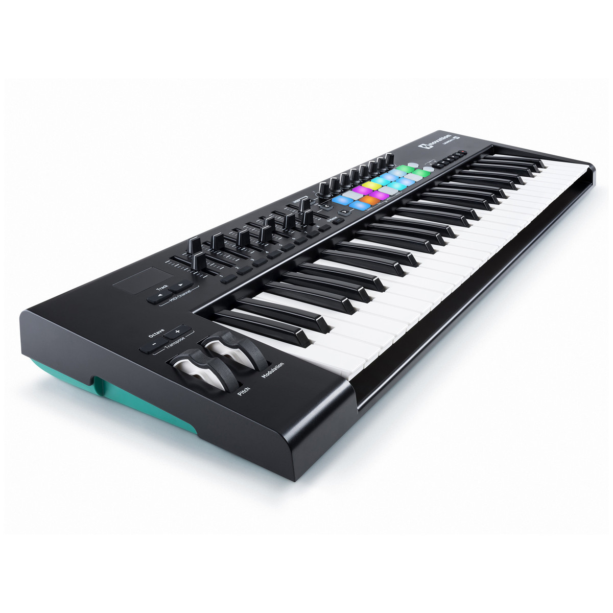 novation launchkey 49 mk2 midi controller keyboard at gear4music. Black Bedroom Furniture Sets. Home Design Ideas