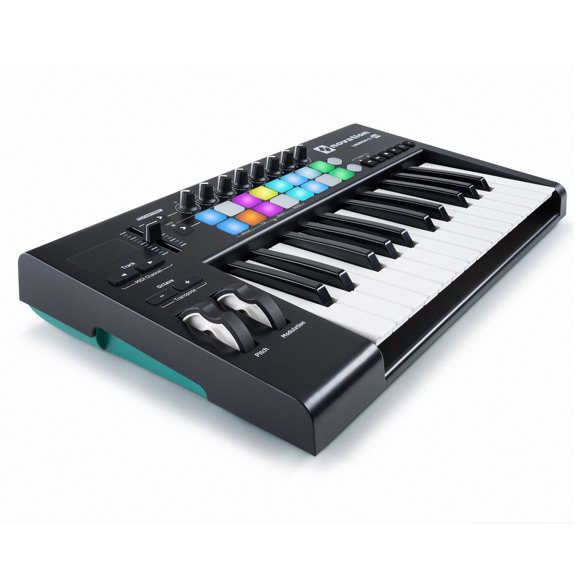 novation launchkey 25 mk2 midi controller keyboard at gear4music. Black Bedroom Furniture Sets. Home Design Ideas