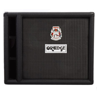 Orange OBC210 Bass Speaker Cabinet, Black
