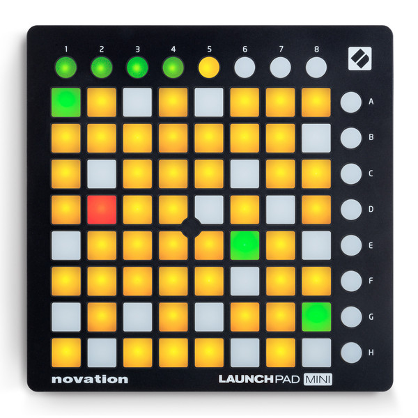 LaunchPad Mini MK2 Grid Software Controller