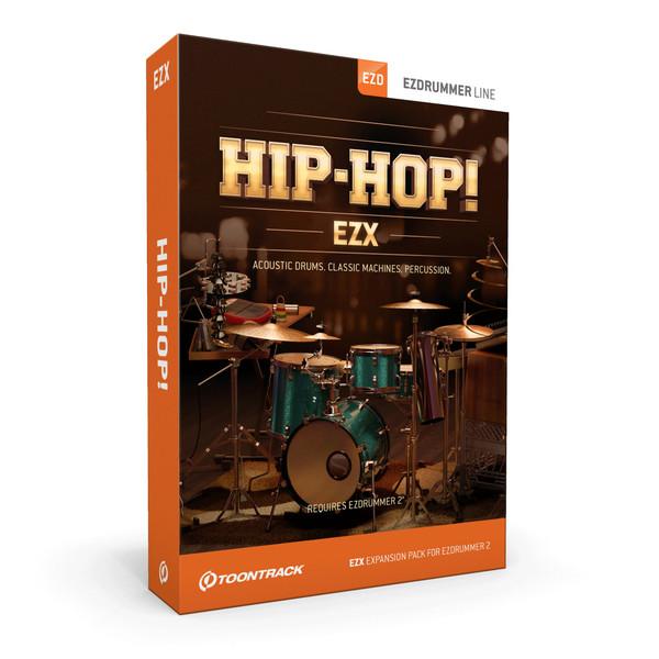 Toontrack EZX - Hip Hop