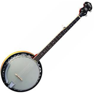 Washburn B9 5-String Banjo