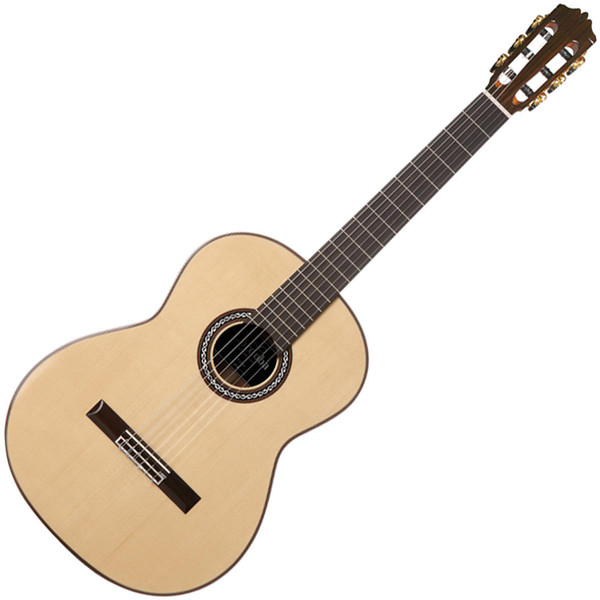 Cordoba Luthier C9-SPRUCE Classical Acoustic Guitar, Natural