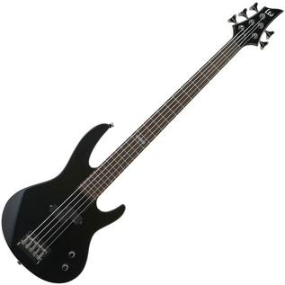 ESP LTD B-15 Electric Bass Guitar, Black