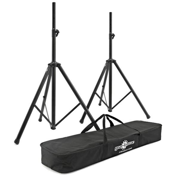 Gear4music Speaker Stands