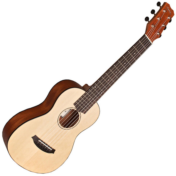 cordoba mini m acoustic travel guitar spruce top at gear4music. Black Bedroom Furniture Sets. Home Design Ideas