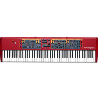 Nord Stage 2 EX 88 Fully Weighted Stage Piano