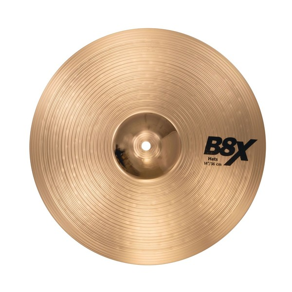 Sabian B8X 14'' Hi-Hat Cymbals