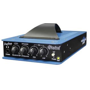 RadialHeadload Prodigy Combination Load Box and DI