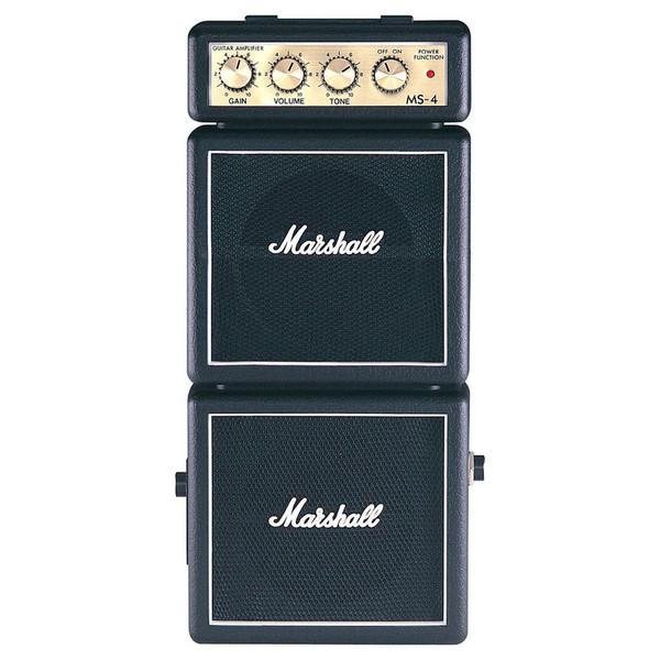 Marshall MS-4 Micro Stack (Black)
