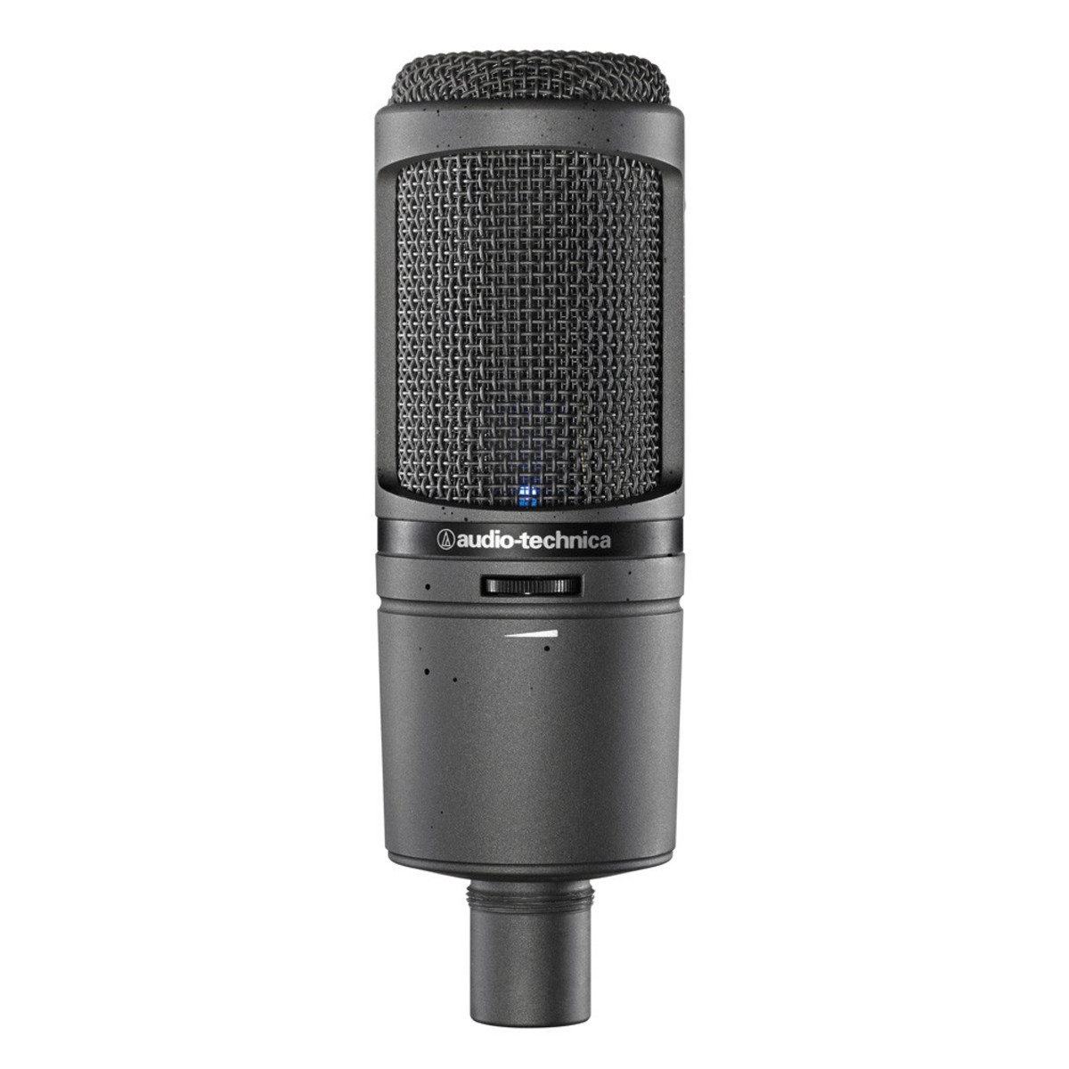 audio technica at2020usbi condenser microphone at. Black Bedroom Furniture Sets. Home Design Ideas
