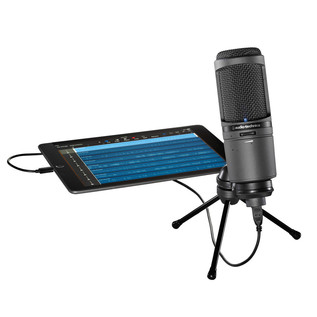Audio Technica AT2020USBi Condenser Microphone