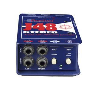 RadialJ48 Stereo Active Direct Box