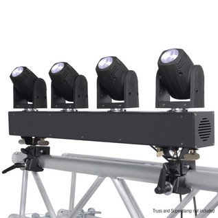 Cameo Hydrabeam 400w Bar with 4 Ultra Fast Moving LED