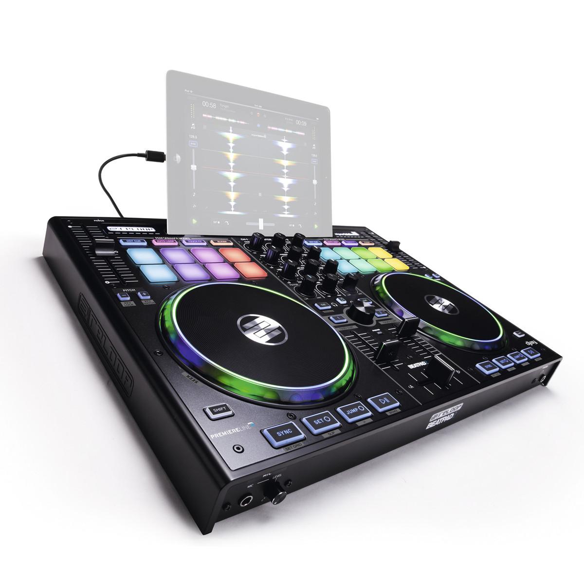 New Drivers: Reloop Beatpad DJ Controller