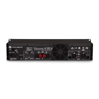 Crown XLS-2502 DriveCore 2 775W Stereo Power Amplifier Rear