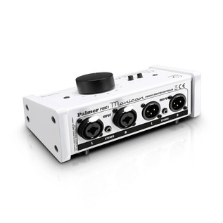 Palmer Pro Monicon W Passive Monitor Controller LTD White