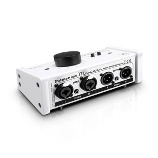 Palmer Pro Monicon W Passive Monitor Controller LTD White