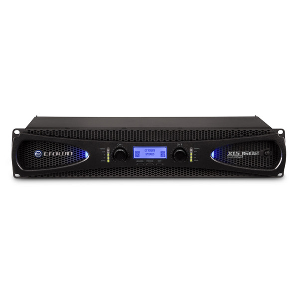 Crown XLS-1502 DriveCore 2 525W Stereo Power Amplifier