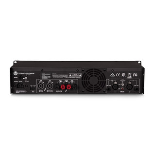 Crown XLS-1502 DriveCore 2 525W Stereo Power Amplifier Rear