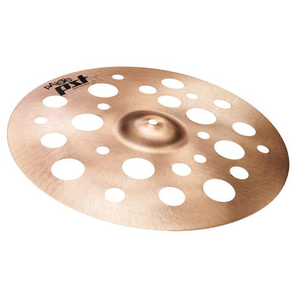 """Paiste PSTX Swiss 18"""" Thin Crash Cymbal"""